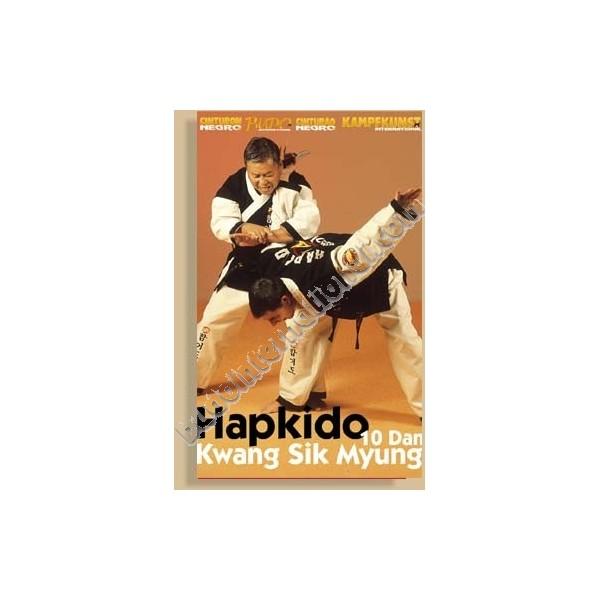 DVD Hapkido W H F - Martial Arts