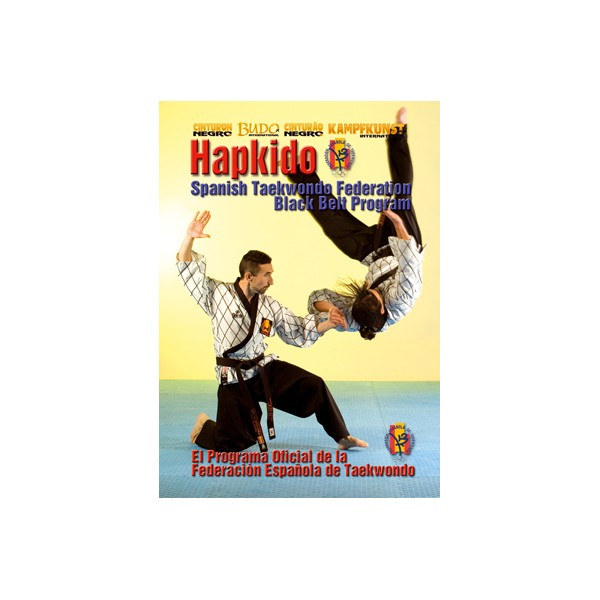 DVD Hapkido Official Program - Martial Arts