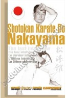 Shotokan Karate. Nakayama, the last interview
