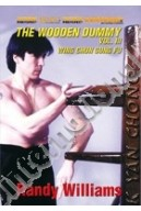 Wing Chun Wooden Dummy Holzpuppe Vol3