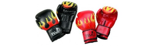 Guantes Boxeo Americano-Full Contact